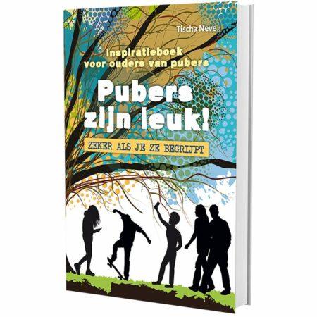 Boek Opvoeden en Pubers